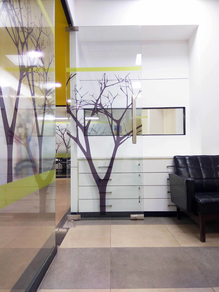 office interiors by Myspace Architects Modern