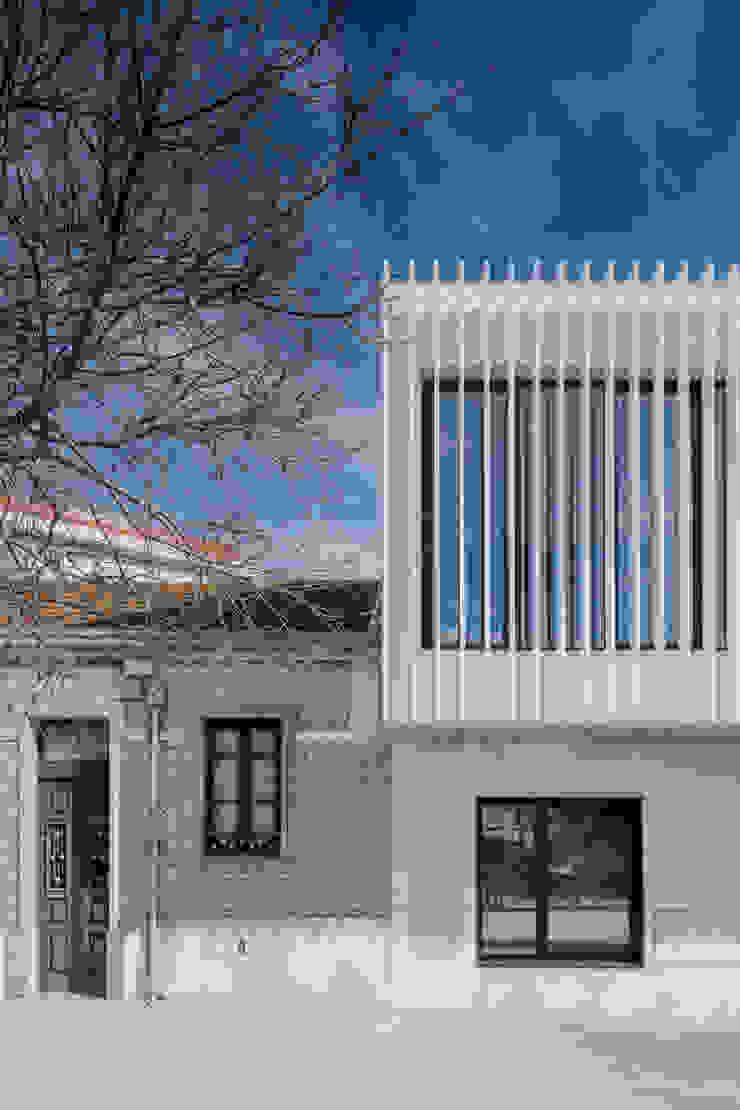 Maisons minimalistes par Plano Humano Arquitectos Minimaliste Pierre