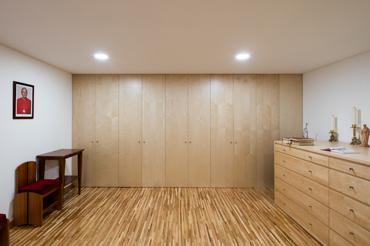 Bureau minimaliste par Plano Humano Arquitectos Minimaliste