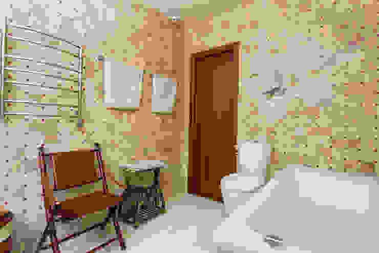 Salle de bain originale par Станислав Старых Éclectique Marbre