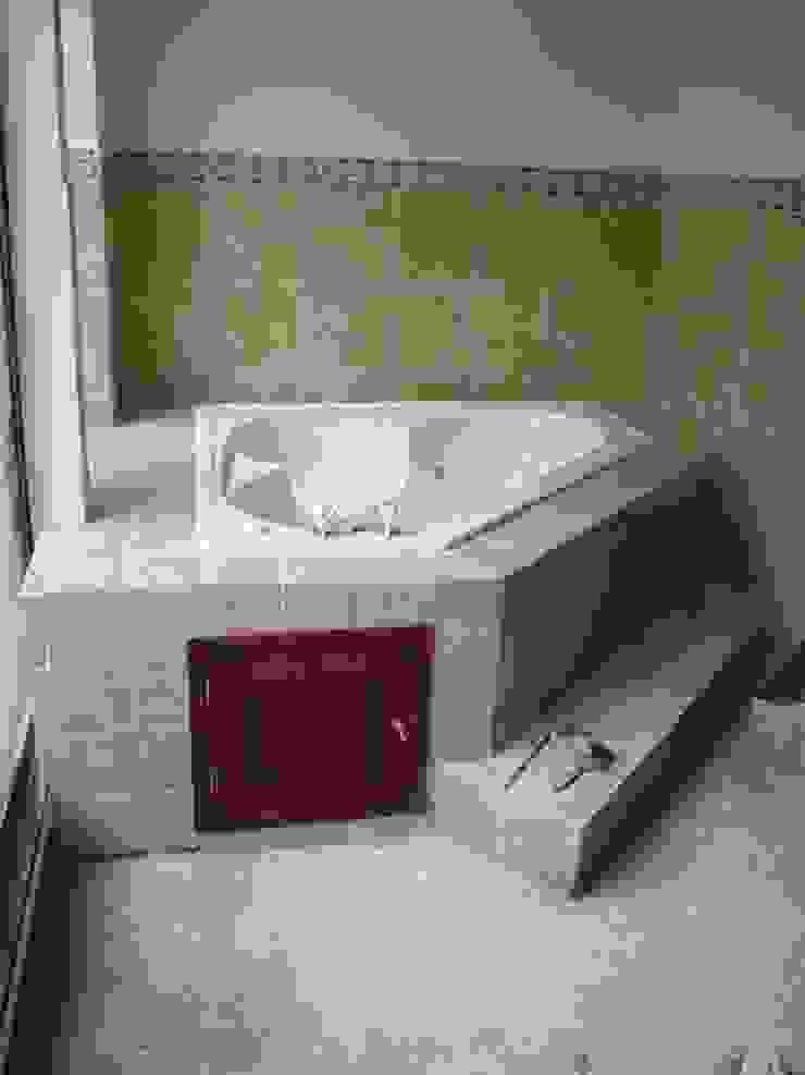 Remodelación alcoba principal de Kraus Castro Interior design Clásico