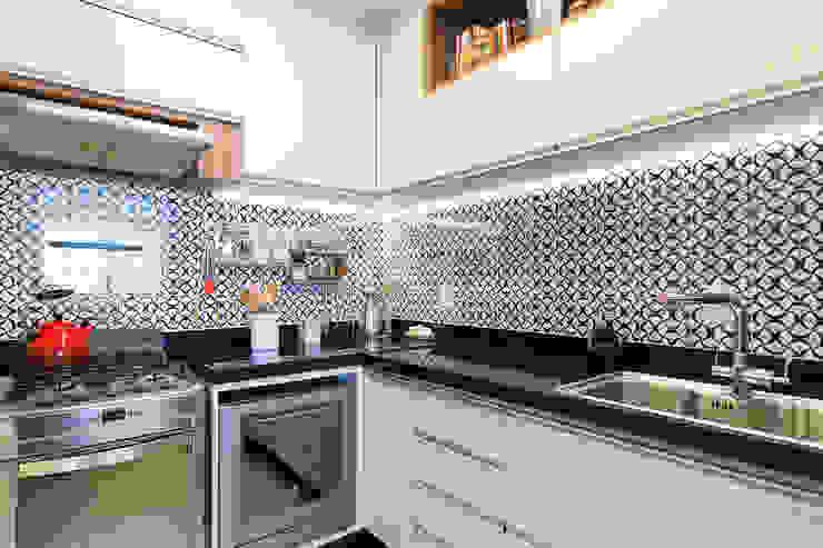 Mímesis Arquitetura e Interiores Kitchen