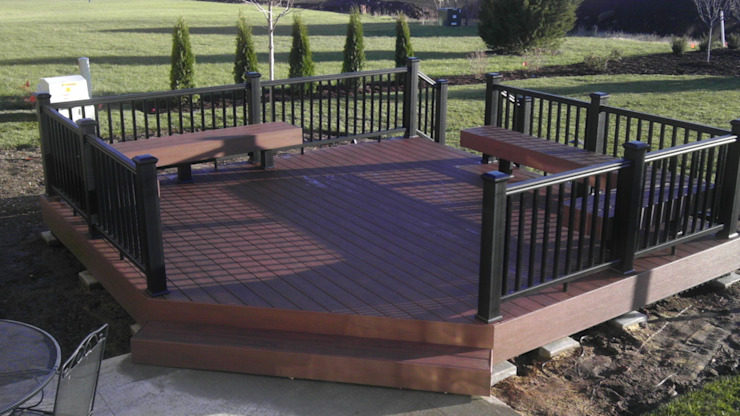 Deck Installation by Pretoria Carpenter