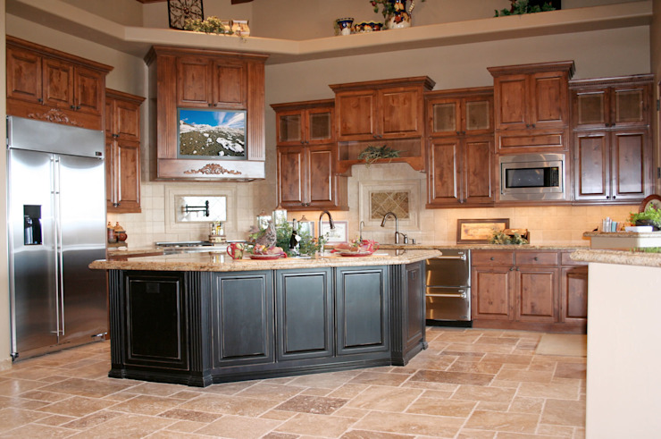 Custom Kitchen Cabinets by Pretoria Carpenter