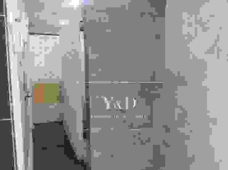 샤워장 모던스타일 피트니스 룸 by 와이앤디자인 모던