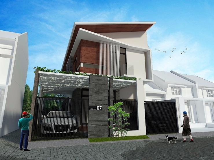Residential Oleh Asset Architects