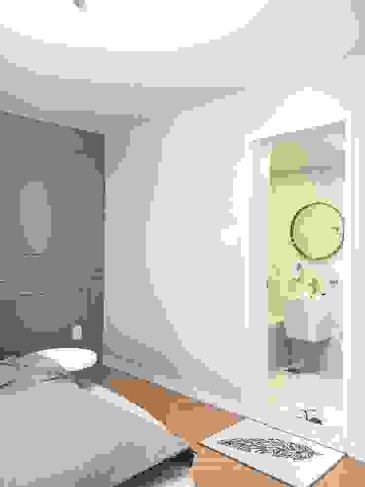 Cuartos de estilo moderno de Design Partner Blue box Moderno
