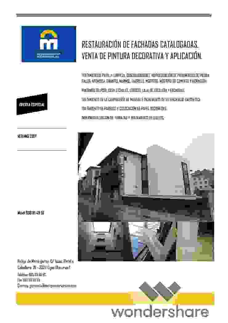 MC CONSERVACIÓN Y RESTAURACIÓN, S.L. Classic style walls & floors