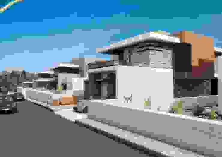 Villa Mira Modern Evler VERO CONCEPT MİMARLIK Modern