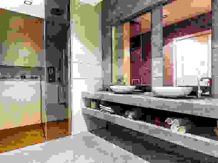 Villa Mira Modern Banyo VERO CONCEPT MİMARLIK Modern