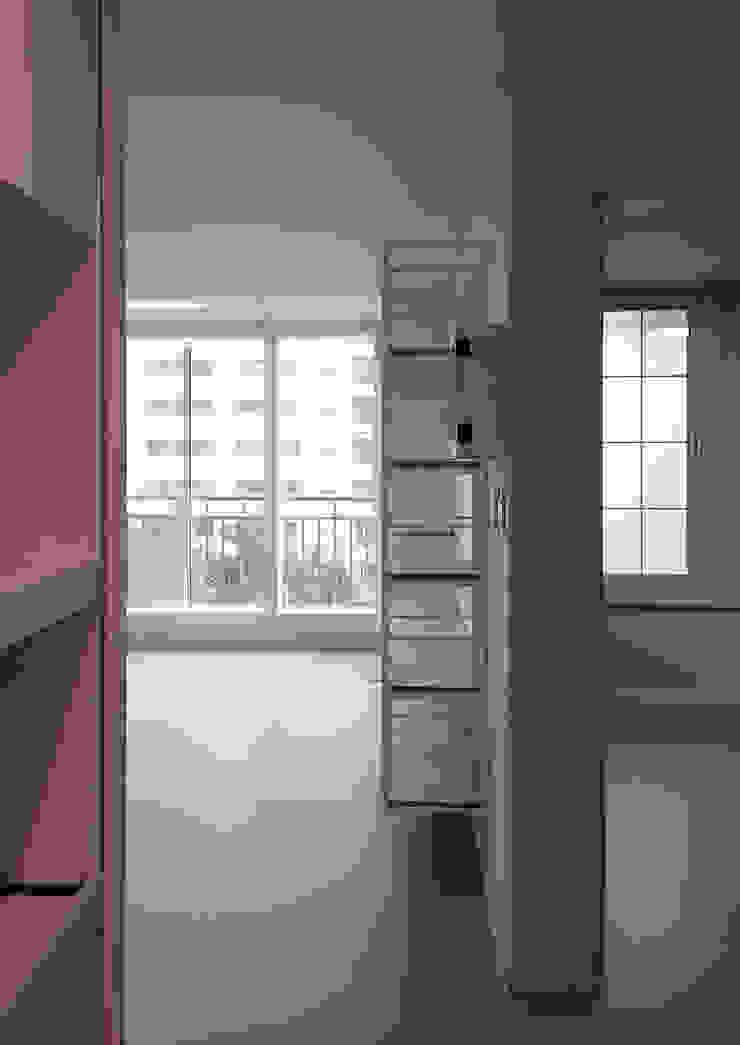 시흥 대야동 아파트24평형 인테리어 모던스타일 거실 by 디자인모리 모던