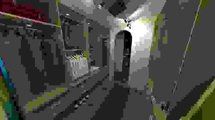 Vivienda Unifamiliar Closets de estilo moderno de N.A. ARQUITECTURA Moderno