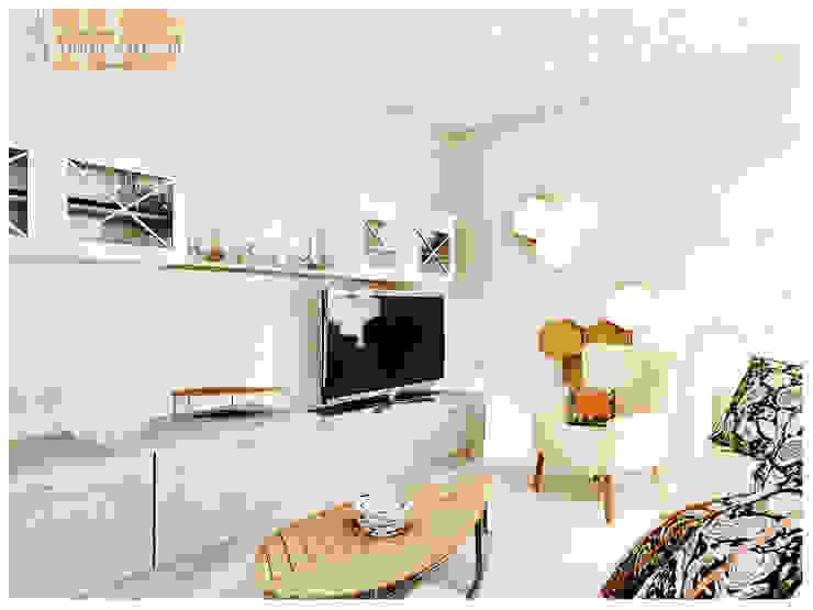 Soggiorno Vivian Soggiorno classico di House Design Arredamenti Classico