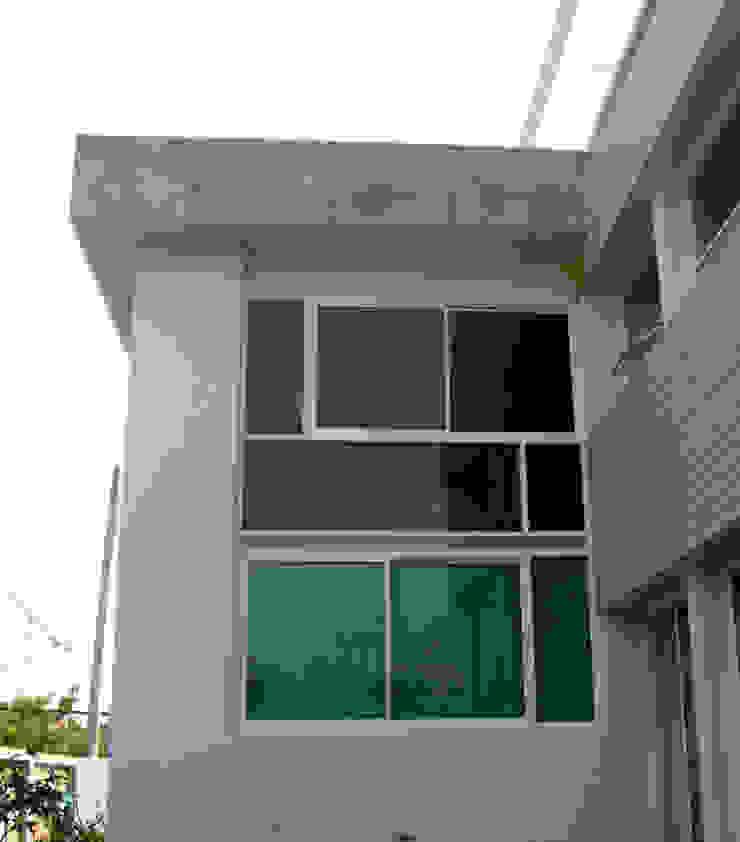 House @ ชินเขต โดย SDofA Architect โมเดิร์น
