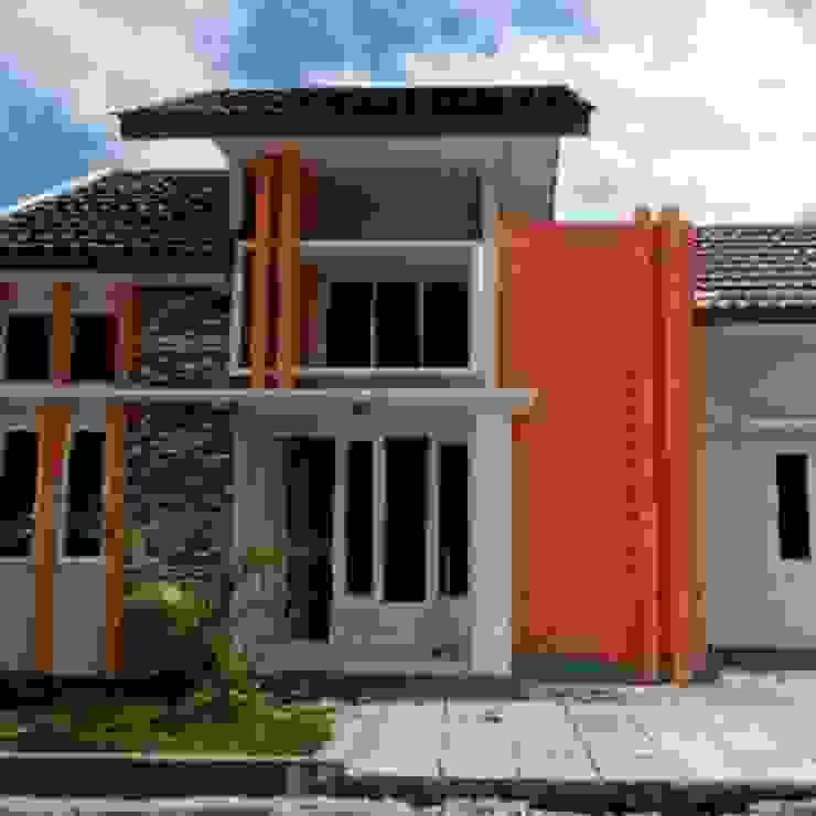 Merpati Residence Rumah Minimalis Oleh Homeproperty.ID Minimalis Batu Bata