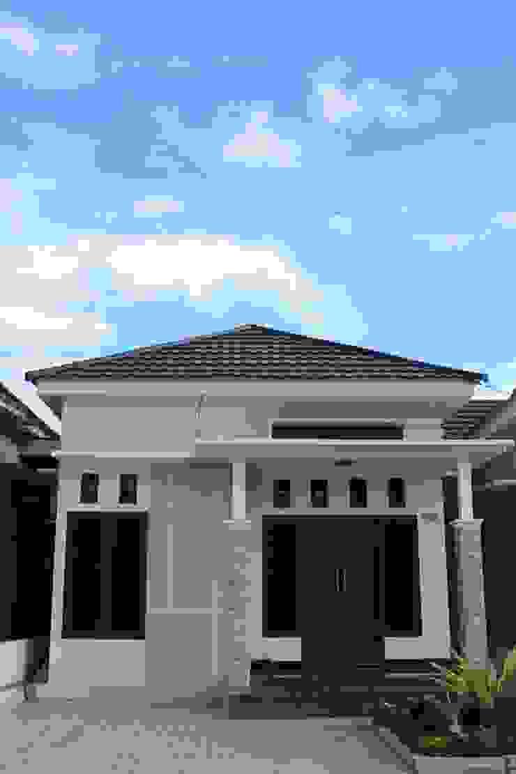 Green Garden Residence Homeproperty.ID Rumah Minimalis Batu Bata White