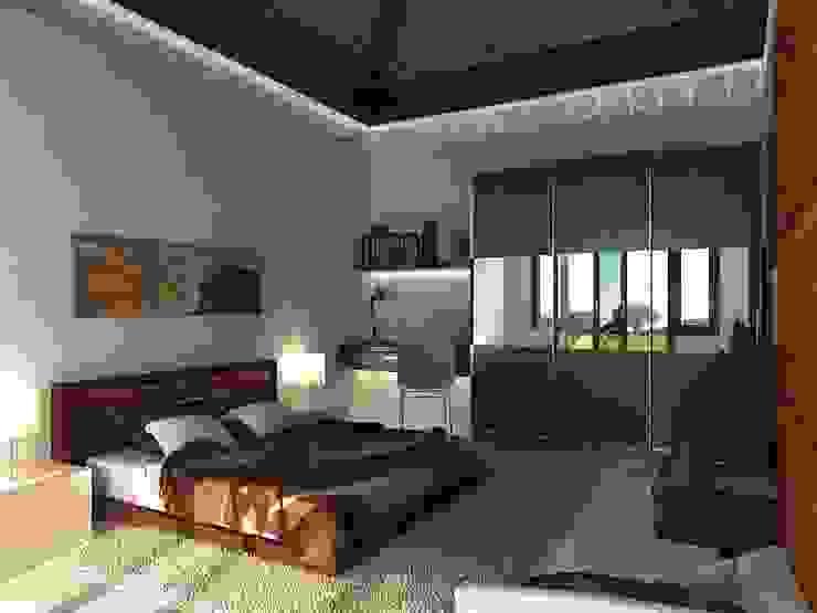 Main Bedroom Oleh Evolver Architects