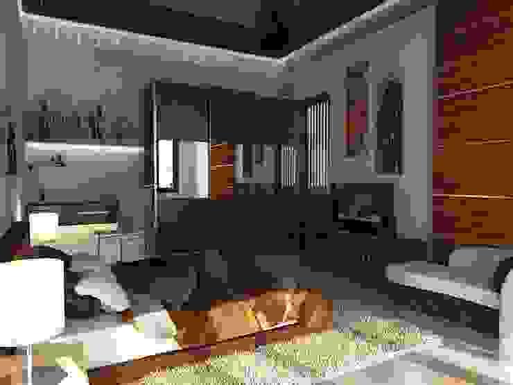 Villa Travis in Bali Oleh Evolver Architects