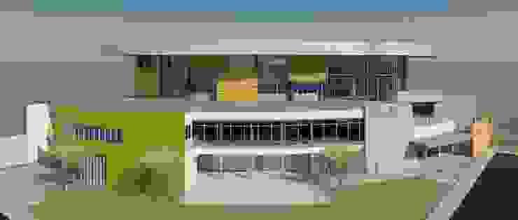 Backyard Oleh Evolver Architects