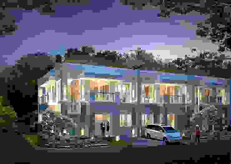 House Type B Oleh Evolver Architects