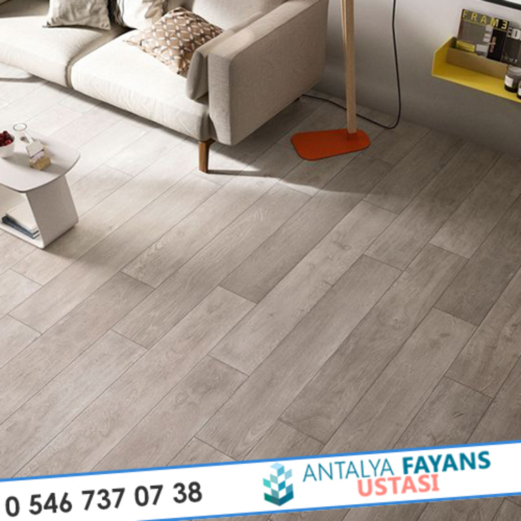 Paredes e pisos modernos por Antalya Fayans Ustası - 0 546 737 07 38 Moderno Cerâmica