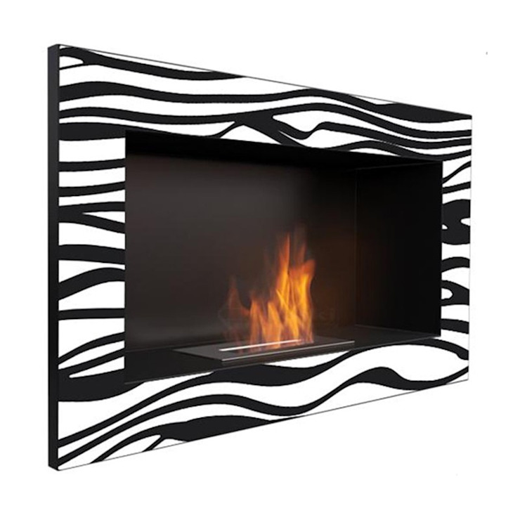 El Club del Fuego Living roomAccessories & decoration Iron/Steel Multicolored