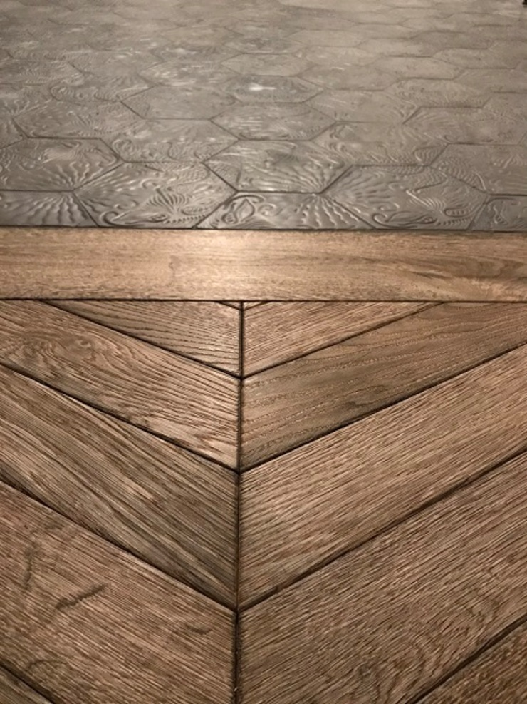 Classic style walls & floors by Artis Visio Classic
