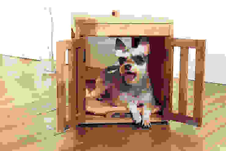 반려동물 가구 Pet Furniture - 마이켄넬하우스 MY KENNEL HOUSE 모던스타일 거실 by TWOINPLACE 모던