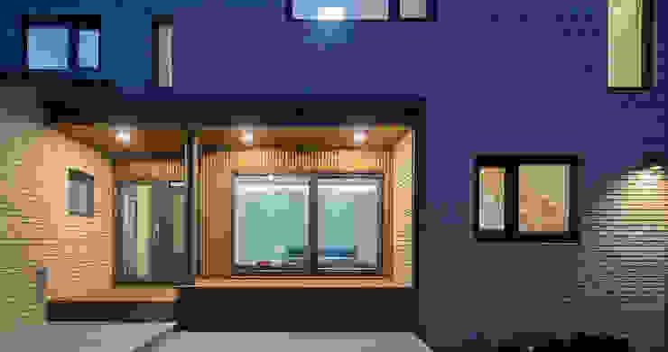 온정당 모던스타일 주택 by 소하 건축사사무소 SoHAA 모던