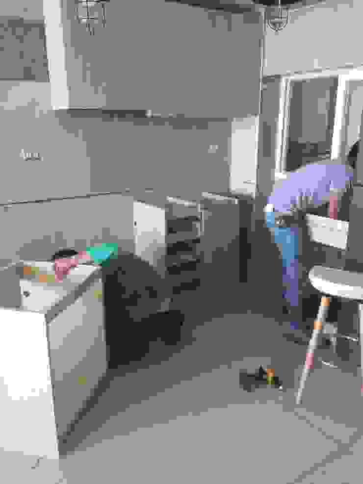 Remodelación de N.Muebles Diseños Limitada