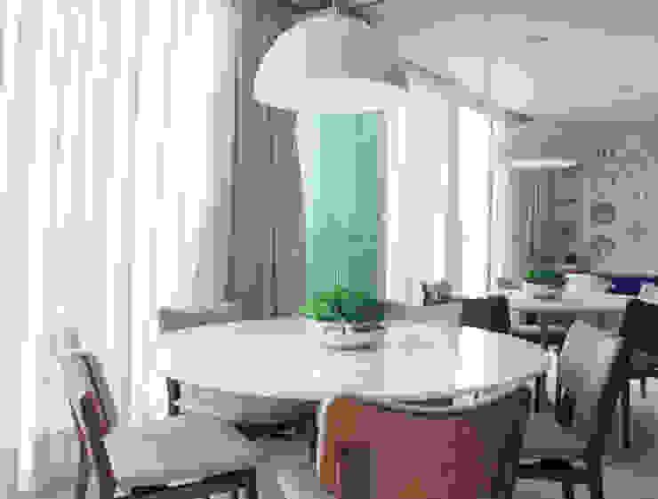 Comedores de estilo moderno de Studio MAR Arquitetura e Urbanismo Moderno Madera Acabado en madera