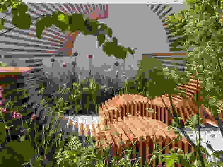 СПА сад, фотограф Ian Thwaites от Арт-проект Клюква. Ландшафтное бюро