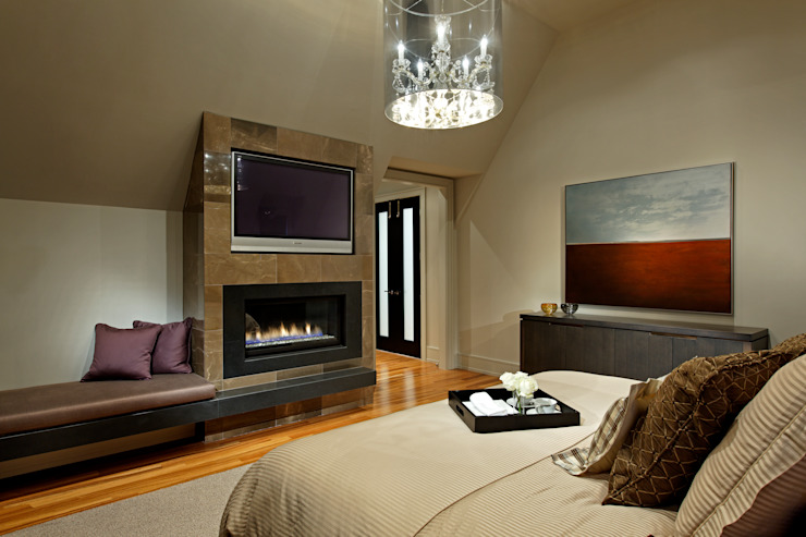 Bedroom by Douglas Design Studio,