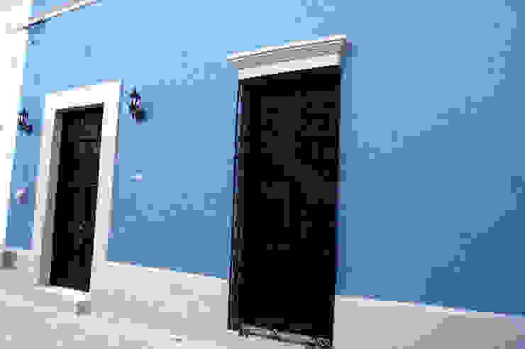 Fachada Quinto Distrito Arquitectura Casas eclécticas Azul