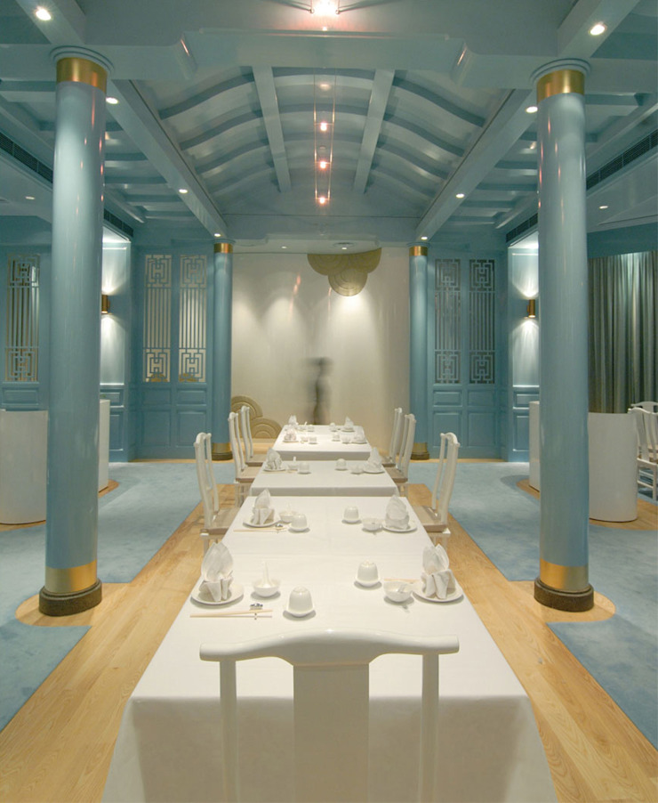 Royal China Restaurant Modern gastronomy by MinistryofDesign Modern