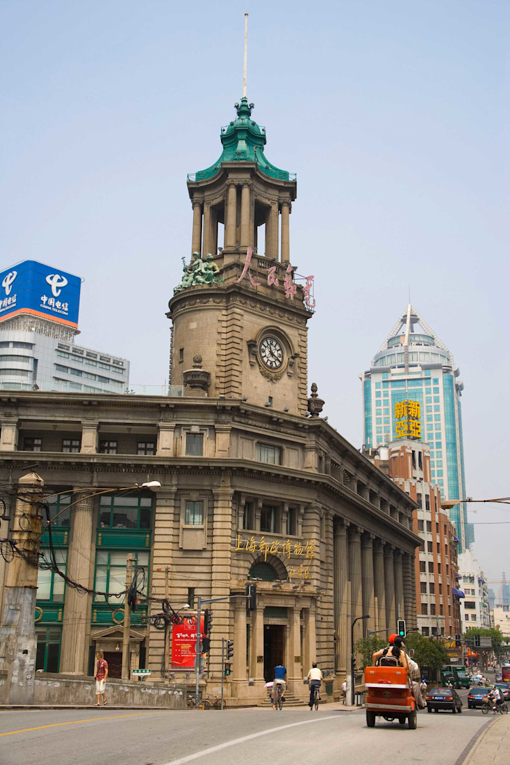 Historic Buildings in Shanghai by Architecture by Aedas