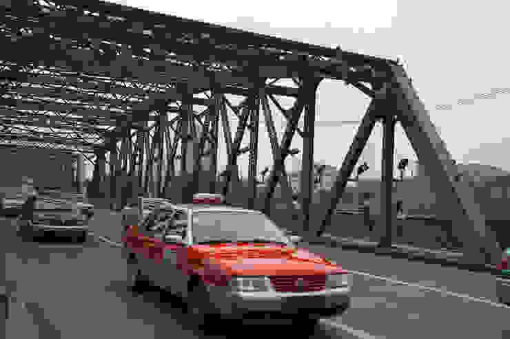 Outer Baidu Bridge in Shanghai by Architecture by Aedas