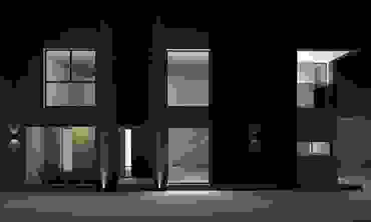 Alternativa 3 (final) Casas modernas: Ideas, imágenes y decoración de Juan Pablo Muttoni Moderno