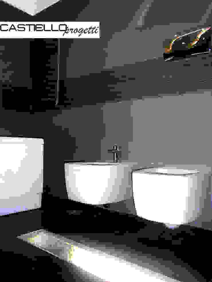 CASTIELLOproject Salle de bain moderne