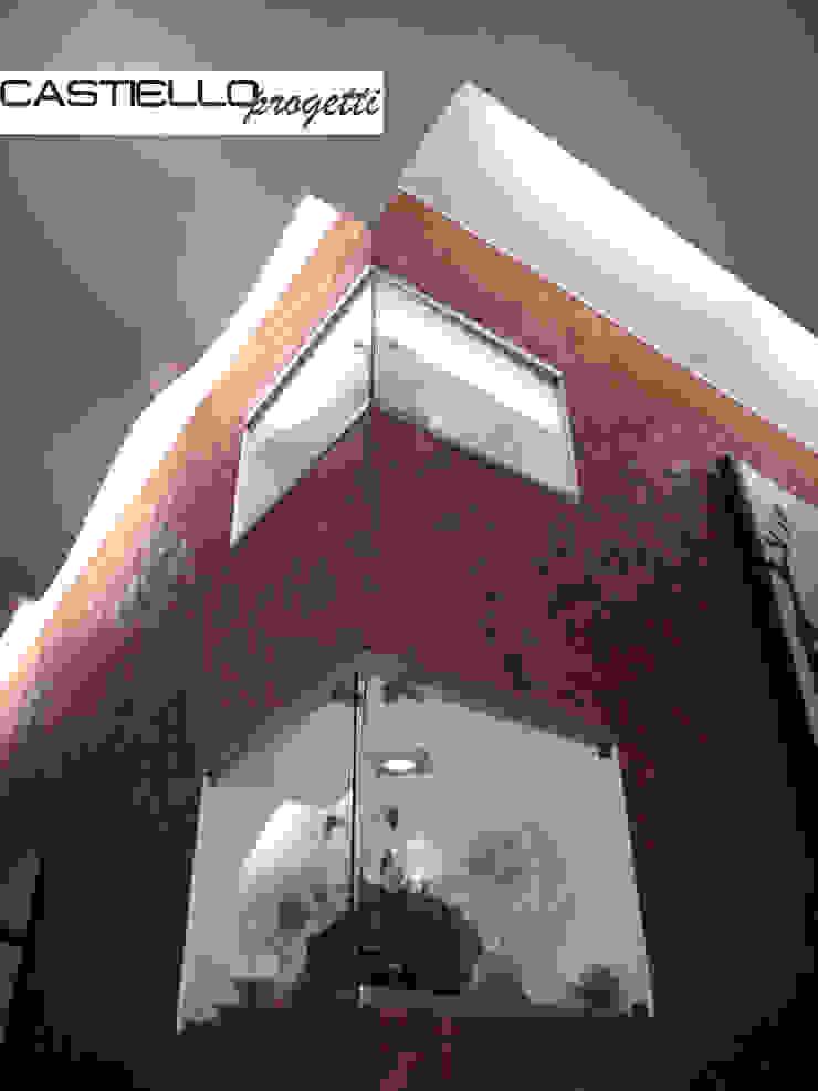 CASTIELLOproject Couloir, entrée, escaliers originaux