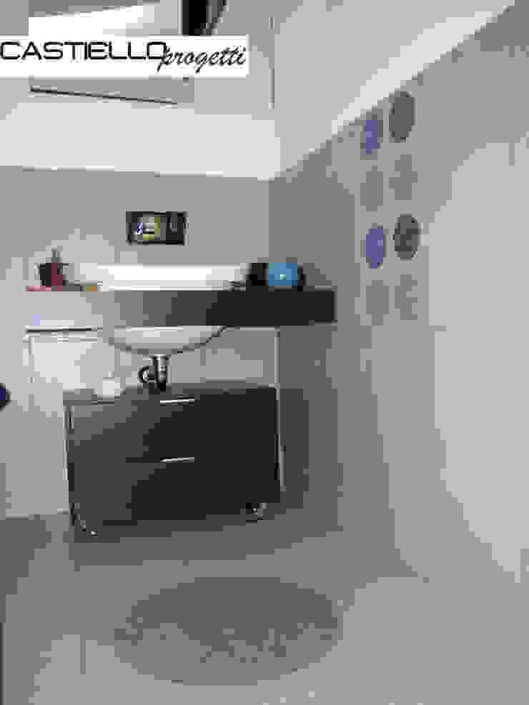 CASTIELLOproject Salle de bain originale