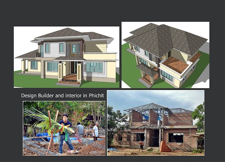 Project reference โดย Add-con Architect