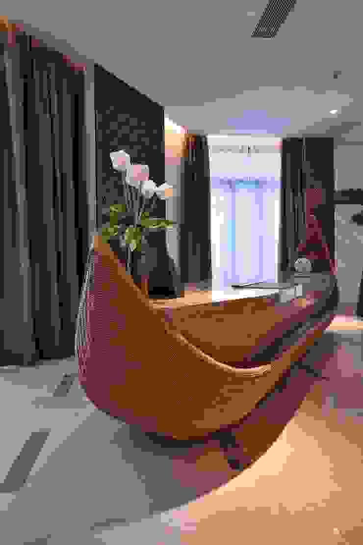 งานโรงแรม zhonghang , shenzhen, china โดย thkdesign.co.ltd