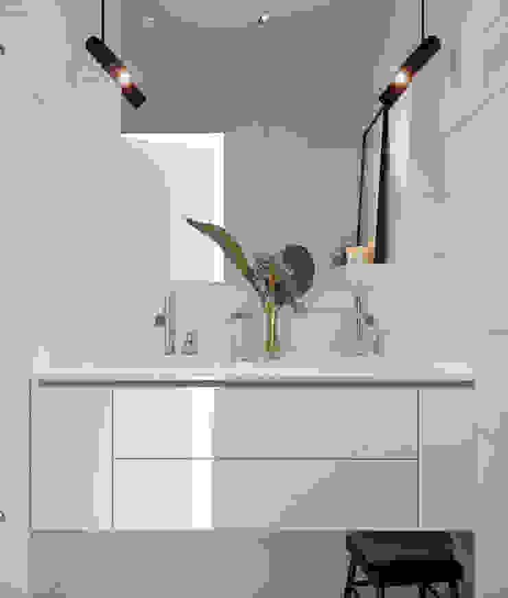 Z E T W I X Scandinavian style bathroom
