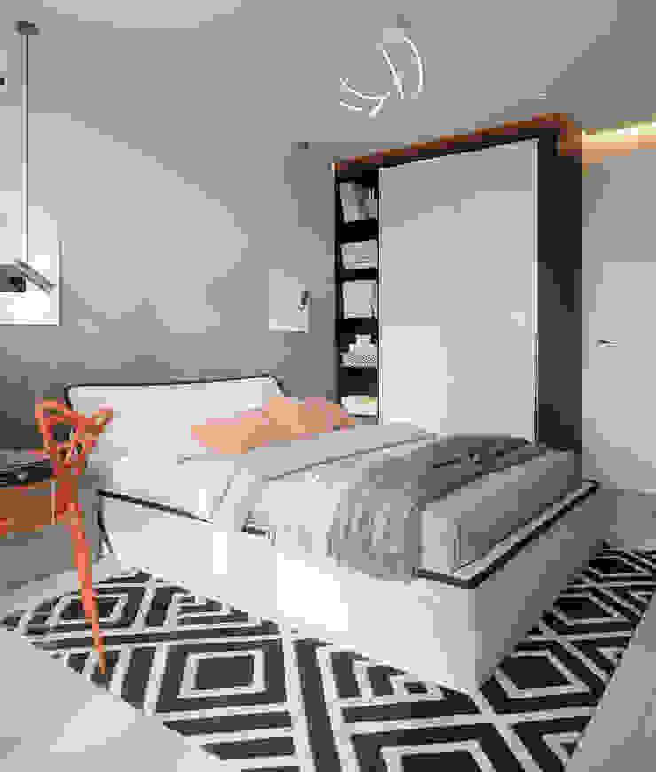 Z E T W I X Scandinavian style bedroom
