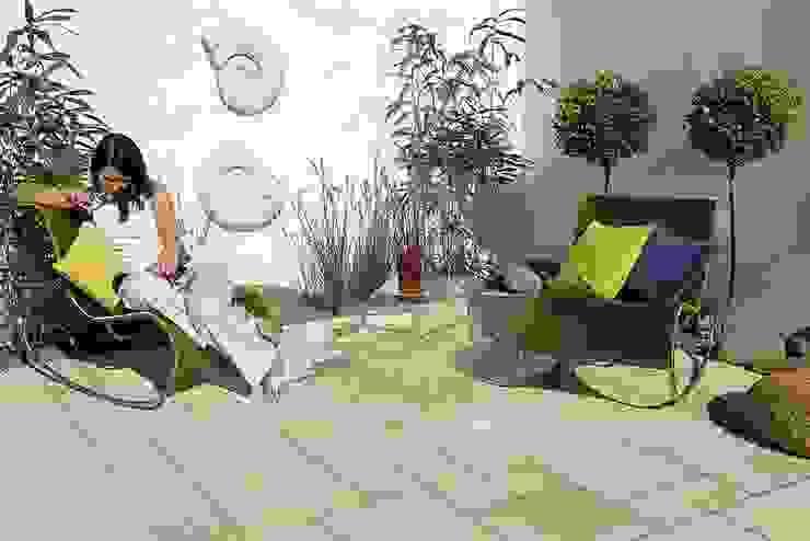 Pavimento Traverti Fabistone Paredes e pisos modernos