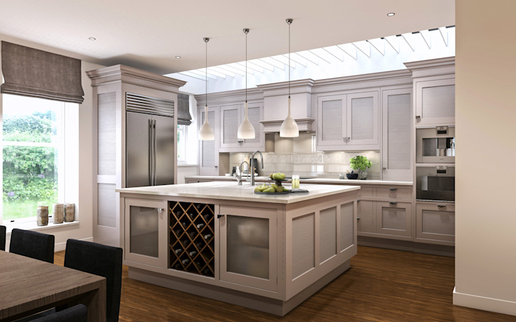 Kitchen Modern kitchen by Hampstead Design Hub Modern