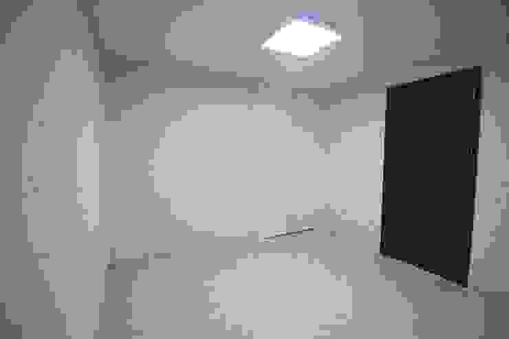 일산 가좌마을 벽산블루밍 모던스타일 미디어 룸 by 디자인란 모던