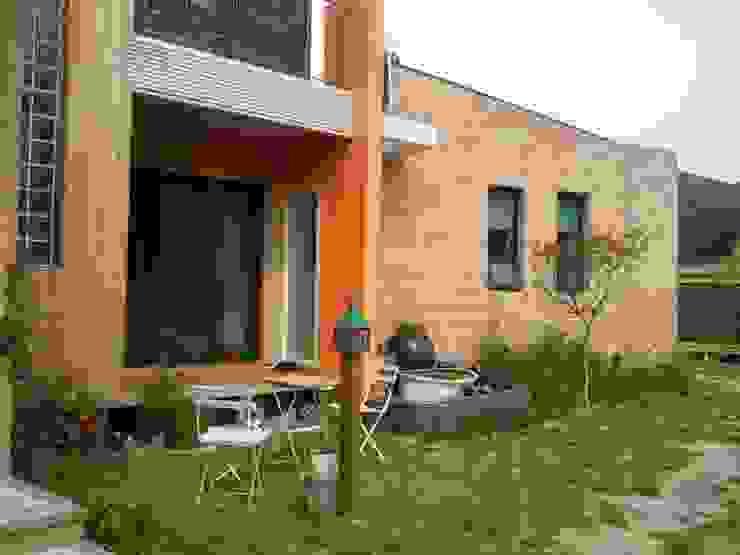 청람재 – 강원도 전원주택 모던스타일 주택 by 규빗건축사사무소 모던