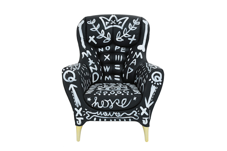 EPIC CHAIR 모던스타일 거실 by Design On Furniture 모던